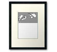 Radical Edward Framed Print