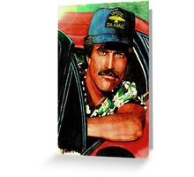 Magnum PI....VM02 Da Nang Greeting Card
