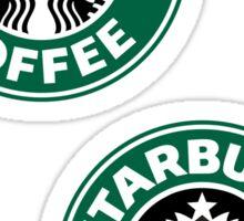 Starbucks Coffee ×2 Sticker