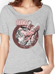 Doctor Strange • Red Tint Women's Relaxed Fit T-Shirt