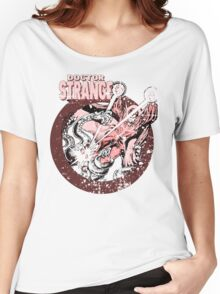 Doctor Strange •Red Tint Women's Relaxed Fit T-Shirt