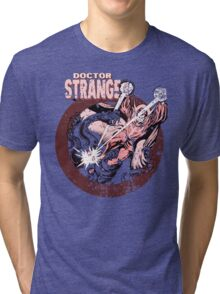 Doctor Strange •Red Tint Tri-blend T-Shirt