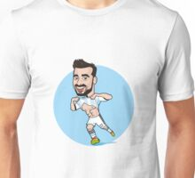 Argentina World Cup: Lavezzi The Sexy! Unisex T-Shirt