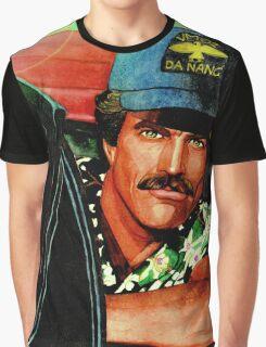 Magnum PI....VM02 Da Nang Graphic T-Shirt