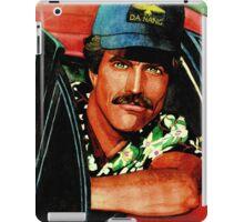 Magnum PI....VM02 Da Nang iPad Case/Skin
