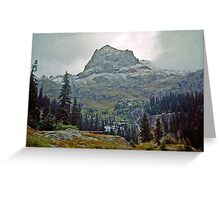 Wind Rivers III Greeting Card