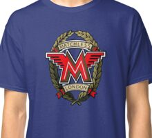 Matchless Vintage British Motorcycles london Classic T-Shirt