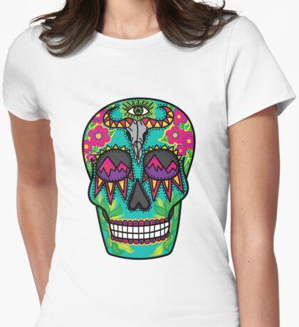 Taurus Womens Fitted T-Shirt