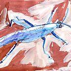 Grasshopper by John Douglas