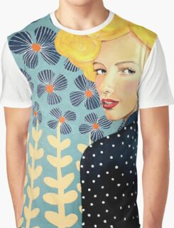 Lucie Graphic T-Shirt