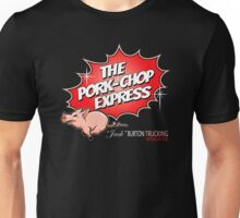 PORK-CHOP EXPRESS JACK BURTON BIG TROUBLE IN LITTLE CHINA Unisex T-Shirt