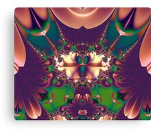 FRACTAL # 3 ~ ABSTRACT ~ COLORFUL Canvas Print