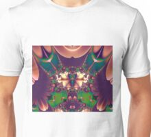 FRACTAL # 3 ~ ABSTRACT ~ COLORFUL Unisex T-Shirt