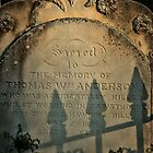 In Memory of the Past - Hill End NSW by Bev Woodman