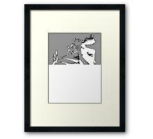 Spike Spiegel Framed Print