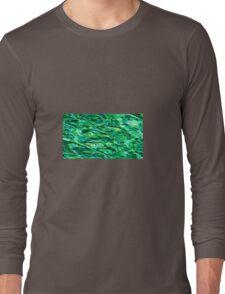 Flowing Waters Long Sleeve T-Shirt