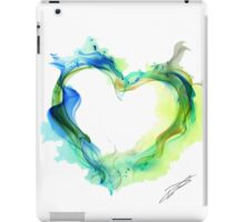 Ink Heart iPad Case/Skin