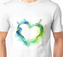 Ink Heart Unisex T-Shirt
