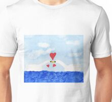 Swans in Love Unisex T-Shirt