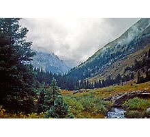 Wind Rivers I Photographic Print