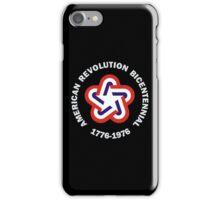 American Revolution Bicentennial Military iPhone Case/Skin