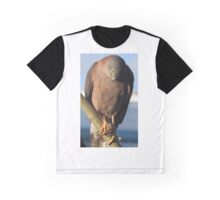 Hawk Hunting Graphic T-Shirt