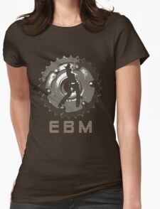 EBM Womens Fitted T-Shirt