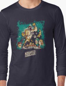 The Koopas Strike Back Long Sleeve T-Shirt