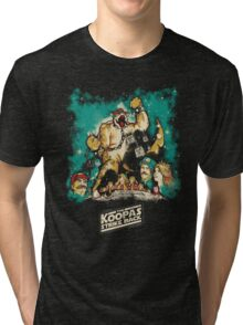 The Koopas Strike Back Tri-blend T-Shirt