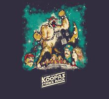 The Koopas Strike Back Womens Fitted T-Shirt