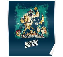 The Koopas Strike Back Poster