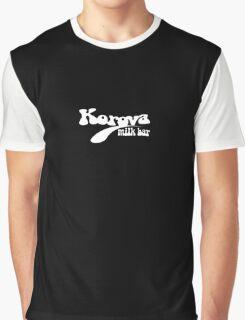 Korova Milk Bar Graphic T-Shirt