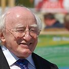 Michael D. Higgins The President of Ireland by Declan Carr