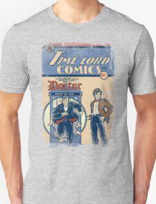 Time Lord Comics Unisex T-Shirt