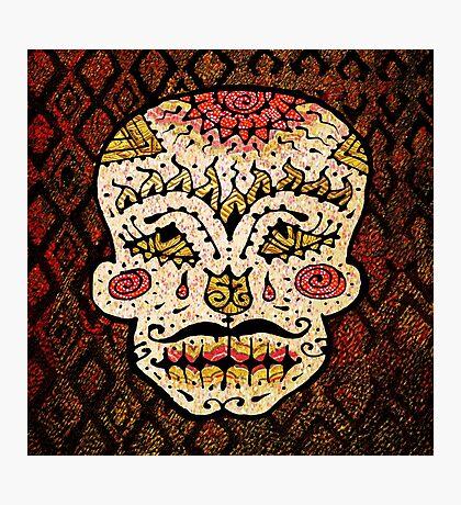 'Sweet Sugar Skull #2' Photographic Print