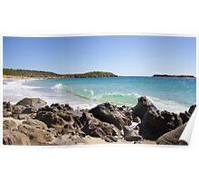 Swim Beach at Kooljamin, Cape Leveque Poster