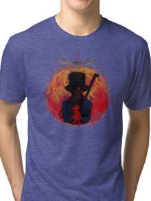 Mera mera art (Sabo) Tri-blend T-Shirt
