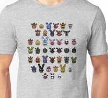 Five Nights at Freddy's WORLD Unisex T-Shirt