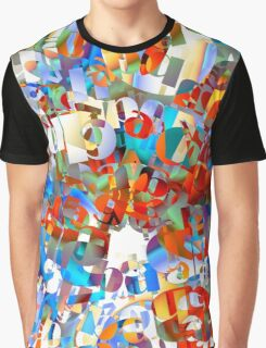 Fun Wit Numbers Graphic T-Shirt