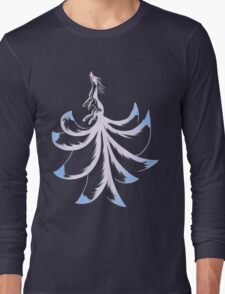 Ninetails Lines  Long Sleeve T-Shirt