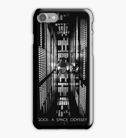 2001 A Space Odyssey HAL 9000 iPhone Case/Skin