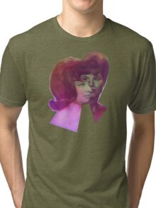Ode To The Bouffant Tri-blend T-Shirt