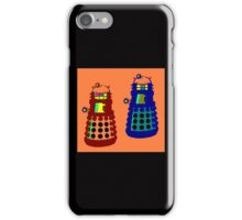 PIXELATE EXTERMINATE 1 iPhone Case/Skin