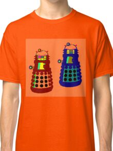 PIXELATE EXTERMINATE 1 Classic T-Shirt