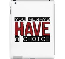 Suits Quotes TV Series Harvey Specter Inspirational Quotes iPad Case/Skin