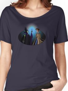 Maleficent's Surprise Women's Relaxed Fit T-Shirt