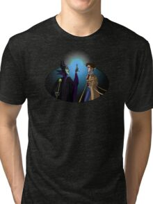 Maleficent's Surprise Tri-blend T-Shirt