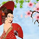 Geisha (9493 views) by aldona