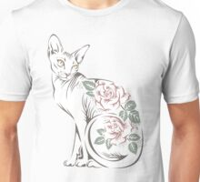 Cat sphinx Unisex T-Shirt