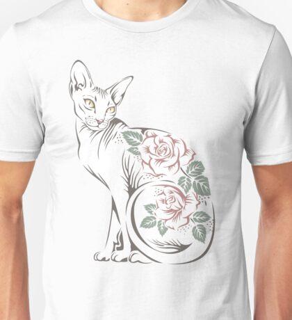 Cat sphinx Unisex T-Shirt